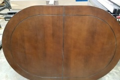 Oval-Table-Top